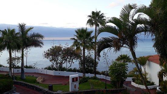 Hotel Jardin Tecina: Blick vom Balkon Zimmer 149