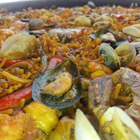 Sabanilla, קוסטה ריקה: Restaurante A x Tapas