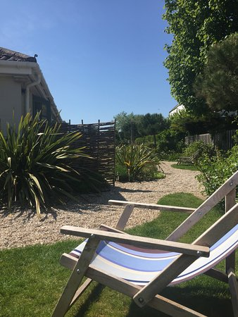 The Gallivant: Chill out in the garden