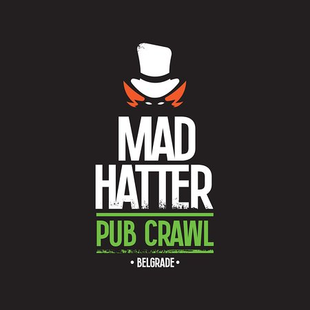 ‪Mad Hatter Pub Crawl‬