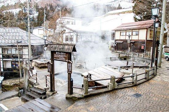 Nozawaonsen-mura ภาพถ่าย