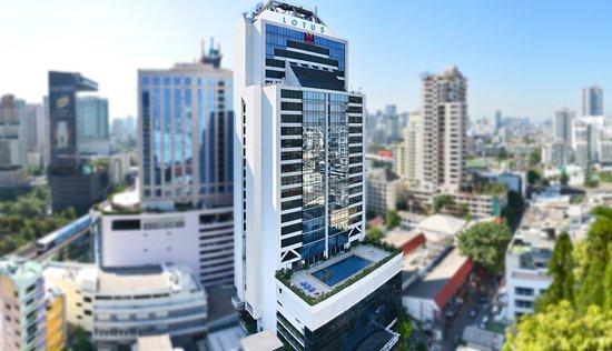 Gunstiges 4 Sterne Hotel Mit 5 Sterne Feeling Bangkok Hotel