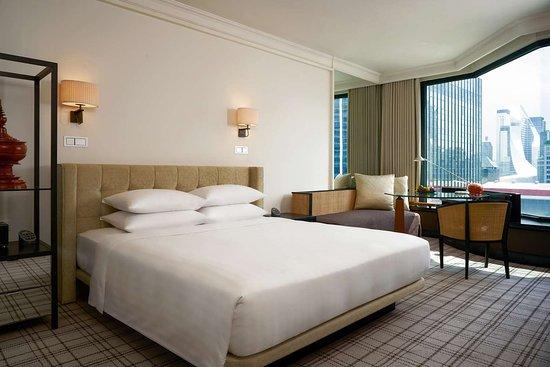 Grand Hyatt Erawan Bangkok: Guest Room