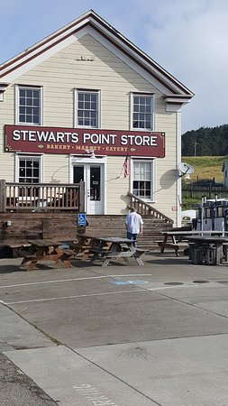 Stewarts Point صورة فوتوغرافية