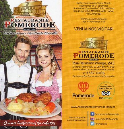 Venha Saborear o melhor da Gastronomia Alemã em Pomerode! A MK Turismo Executivo leva voce e sua Familia para estes momentos Especiais! MK - Amor pelo que Faz!