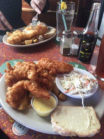 A Bit of Ireland in Florida - Beers, Music, Pub Food