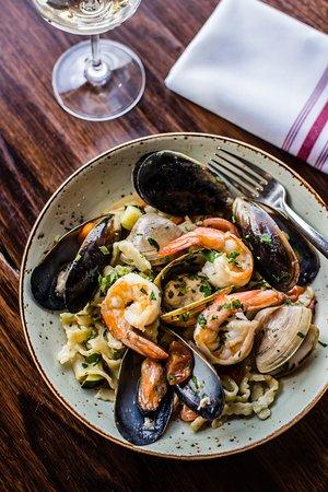 Scialatielli - housemade seafood pasta