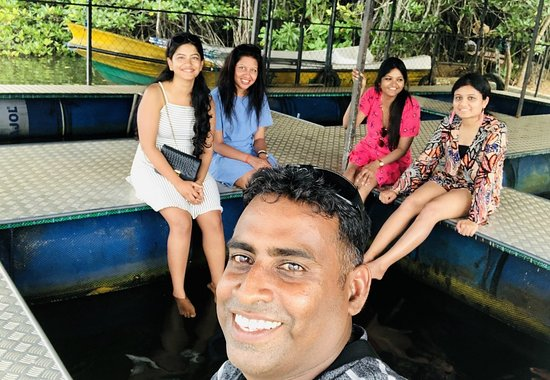 Taj Bentota Resort & Spa: Sri lanka is safe for Tourists,  we are care of our loving Guests   we are BENTOTA LUCKY TOURS AND TRAVELS  BENTOTA RIVER BOAT SAFARI   PER PERSON LKR 2000   MINIMUM 02 PERSON MUST BOOKED Tours start and End from Bentota or requested place in Sri Lanka