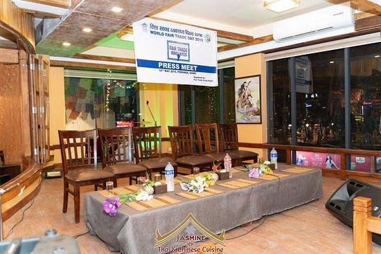 Jasmine Thai & Chinese Cuisine: Seminar Hall