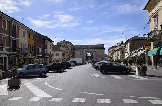 Crema, Italy: Porta Ombriano