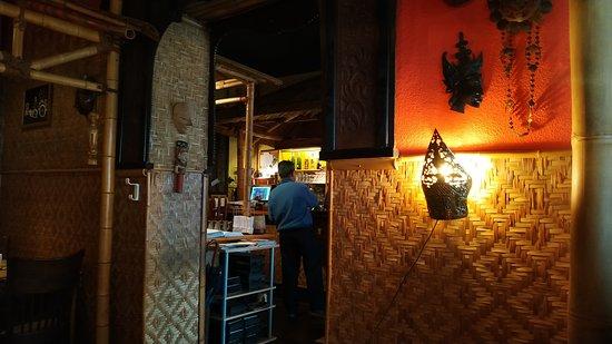Tuk Tuk Indonesisches Restaurant: Einrichtung