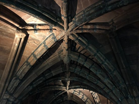 切斯特大教堂照片