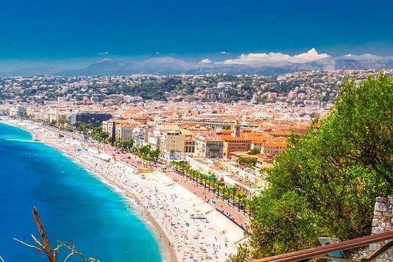 Vandringstur på Old Nice og Castle...