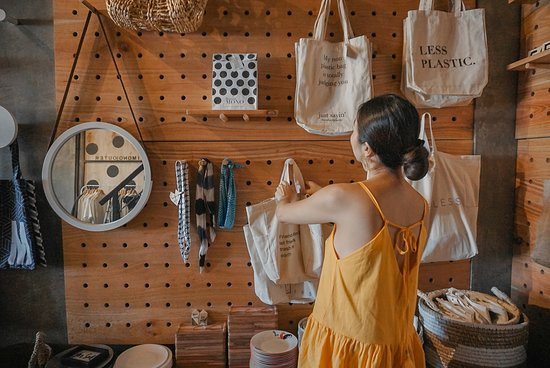 Tokomono Bali: Find yourself a matching bag that suits your style at Tokomono curated store . #Tokomonobali #tokomono #Balieats #playboxbali #kutaeats ----- restaurant in Kuta