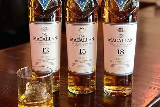 Whiskey Tour - Magnificent Macallan ...