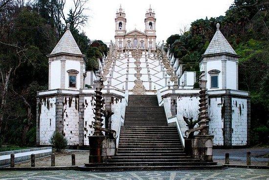 Braga and Guimarães - Private Tour: An unforgettable day in Minho in Braga and Guimarães - 2 to 7 people