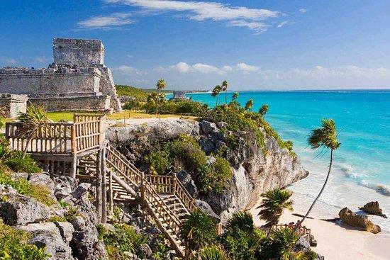 Descubra Tulum, Coba, un Cenote y...