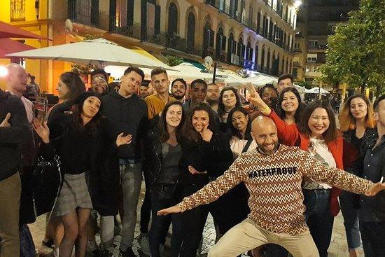 Malaga Natteliv Tour - Pub Crawl