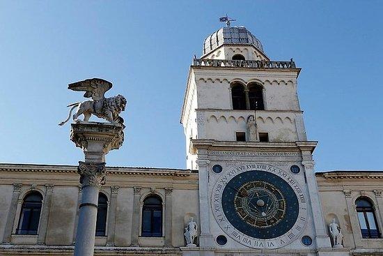 半天游轮码头岸上游览帕多瓦,威尼斯别墅布伦塔运河