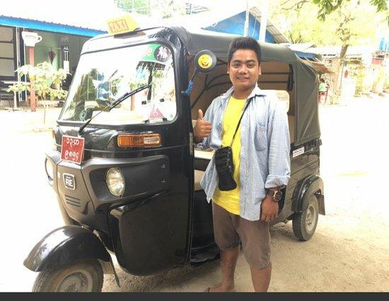 Bagan Taxi &Tuk Tuk