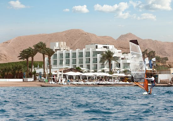 The Reef Eilat by Herbert Samuel, hôtels à Israël