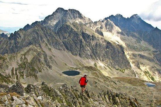 8 días de caminata en Eslovaquia...