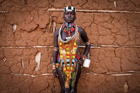 South Omo Valley Tribes ...