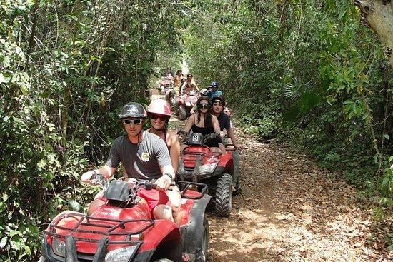Den beste ATV Tour of Cancun...