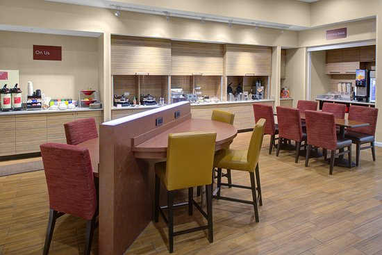 TownePlace Suites by Marriott Parkersburg: Restaurant