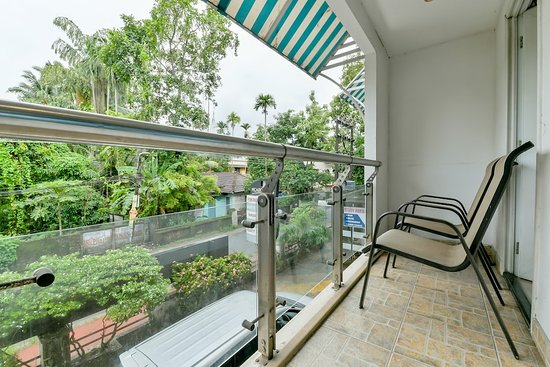 Balcony - Picture of OYO 14976 Ritu Beach Resort, Alappuzha - Tripadvisor