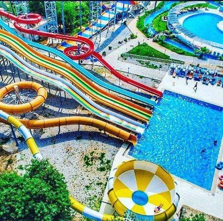 Oludeniz Waterworld Aquapark
