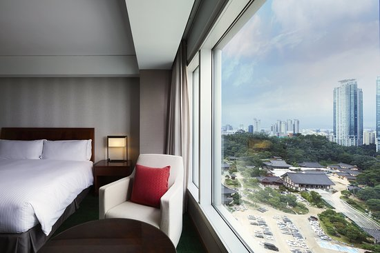 InterContinental Seoul COEX: Guest room