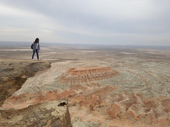 Turkmenbashi, Turkmenistan: CANYONS