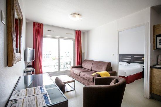 Appart hotel Le Liberte Vannes centre-ville
