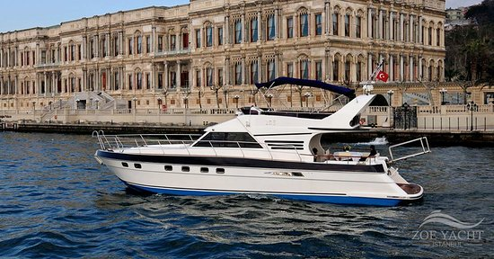 Zoe Yacht Istanbul