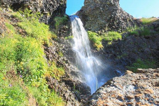 Cascada Mazobres