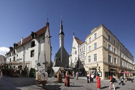 Tallinn with a Twist