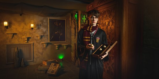 Escape Rooms Island Phobia (6 High-Quality Rooms)