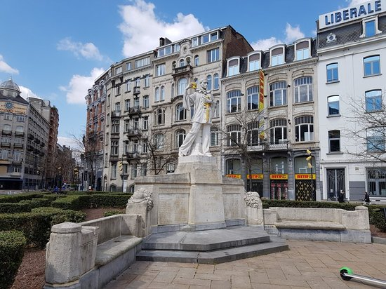 Monument aux Forains