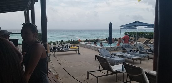 My first time to Cancun
