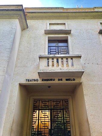 Zaqueu de Mello Theater