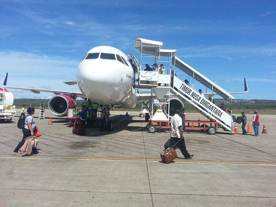 Batik Air: La passerelle amovible