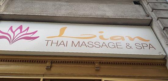 aree thai massage su thaimassage
