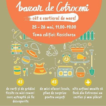 Recomandam cu drag evenimentul Bazar de Cotroceni - www.facebook.com/events/380761875857916  #BazarDeCotroceni #LaTartine #Cotroceni #LaTartineCotroceni #Bucuresti