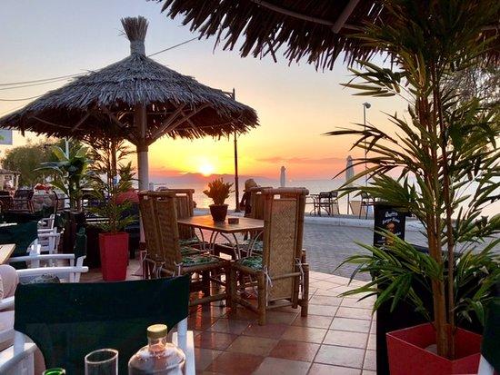 Quattro Beach Bar, Σκάλα - Κριτικές εστιατορίων - Tripadvisor