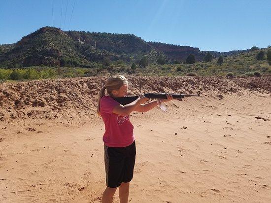 Kanab Shooting Adventure