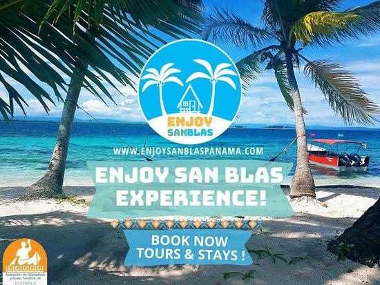 Enjoy San Blas