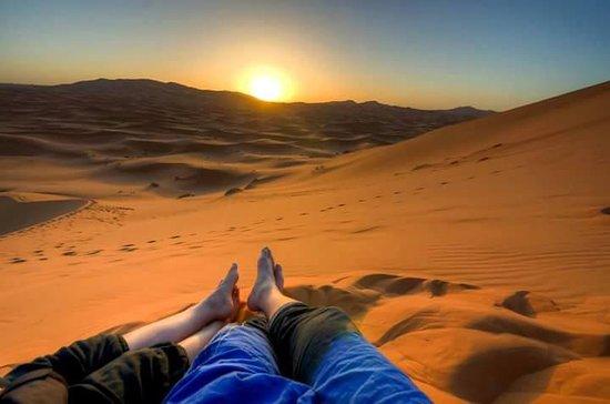 Marrakech desert tours Morocco Sahara trips fes desert tour