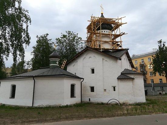 Sergiya s Zaluzhya Church