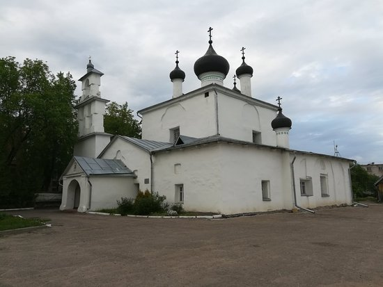 Nikoly Yavlennogo ot Torga Church